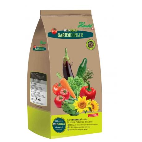 Biorga Gartendünger 5kg