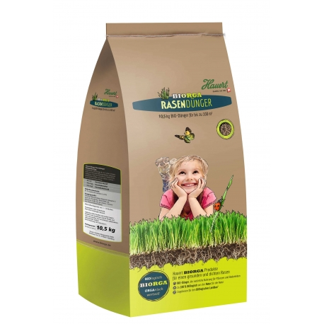 Biorga Rasendünger 10,5kg