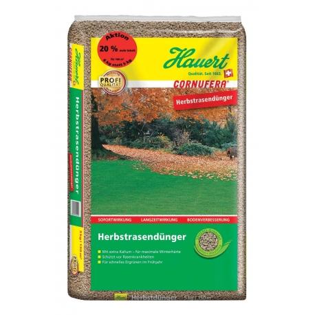 Rasendünger Herbst 5kg +20% Gratis