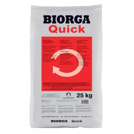 Biorga Quick 25kg