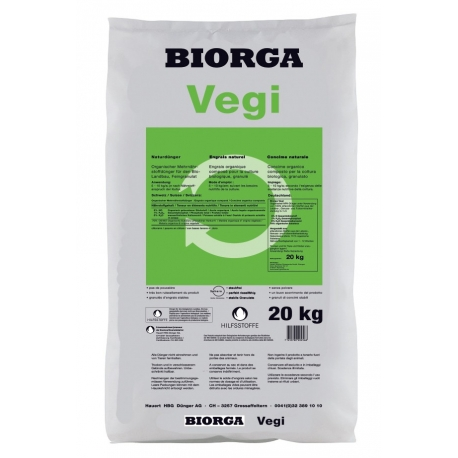 Biorga Vegi 20kg