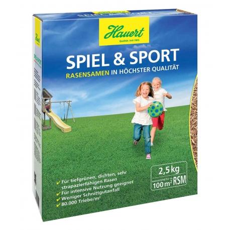 Hauert Spiel- und Sportrasen 2,5kg