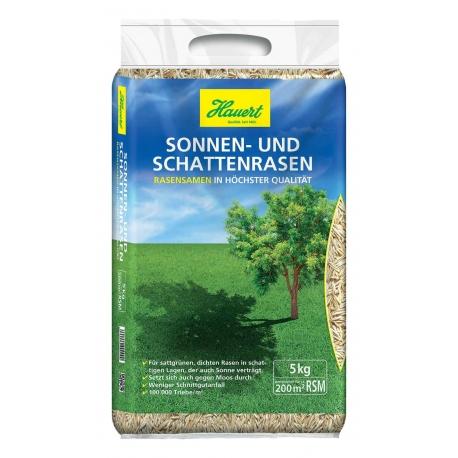 Hauert Sonnen- und Schattenrasen 5kg