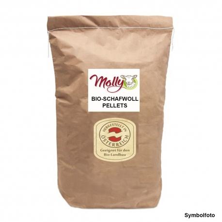 Molly BIO Schafwolldünger Universal 25kg