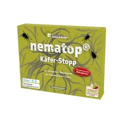 Nematop Käfer-Stopp Inhalt: 2,5Mio, Gel, Brett, Käfer, Larven