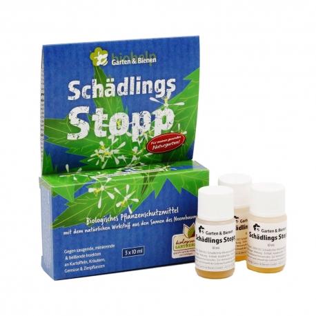 Schädlings Stopp - Breitand BIO-Insektizid