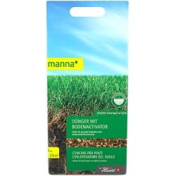 MANNA Rasendünger mit Bodenaktivator