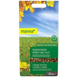 Manna Rasendünger Herbst und Saat 5kg