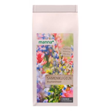 Manna Samenkugeln Blumenmeer