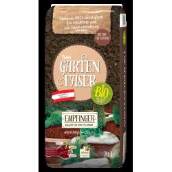 Premium Bio Gartenfaser 70l