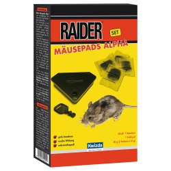 Raider® MäusePads Alpha SET 50g