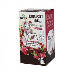 Kompost-Tee für bezaubernde Rosen Gartenleben 12 Beutel á 45 ml