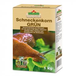 Schneckenkorn Grün Florissa 1 kg
