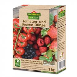 Spezialdünger für Tomaten und Beeren Florissa 2 kg