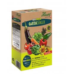 Biorga Gartendünger 2x1,5kg, 810171, 810189, Natur im Garten