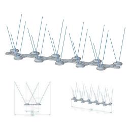 Vogelspikes Variante E4, Taubenabwehr E4, Taubenabwehr, leicht
