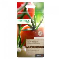 Manna Bio Tomatendünger 1kg, 674201, 7610933101205