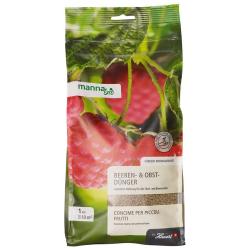 Manna Bio Obst- und Beerendünger 1kg, 7610933101199, Manna Bio