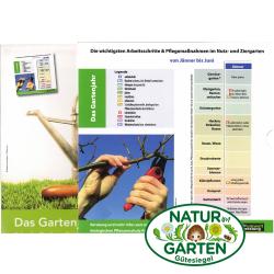 Das Gartenjahr von GartenLeben