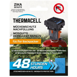 Thermacell Nachfüllung Backpacker 48 Std