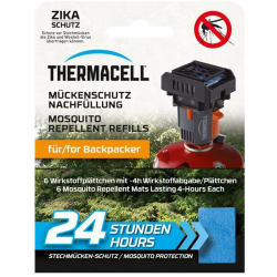 Thermacell Nachfüllung Backpacker 24 Std