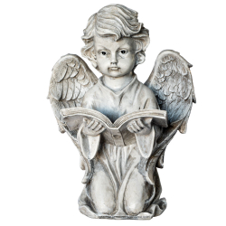 Engel mit Buch 29cm