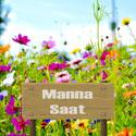Manna Saat Mischungen und Samenkugeln