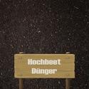 Hochbeet Dünger