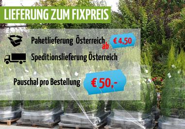 Lieferkosten GartenGarten.at
