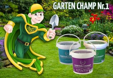 Garten Champ Nr.1
